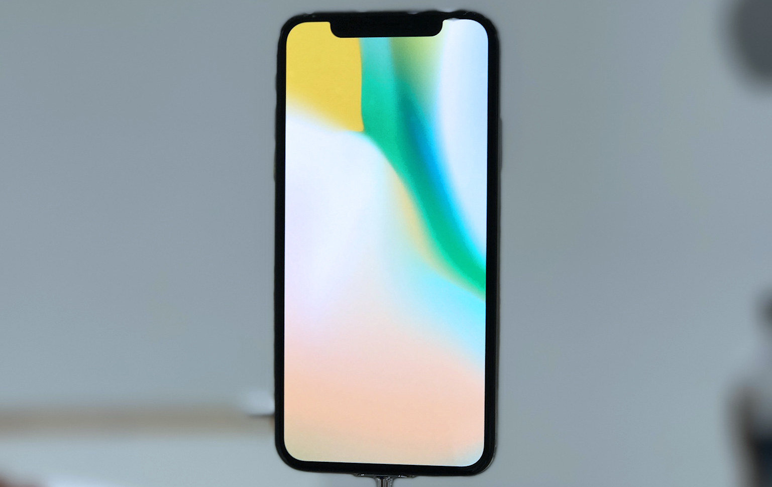 You Can Add The Iphone X's Notch To Any Other Iphone - Fake Notch , HD Wallpaper & Backgrounds
