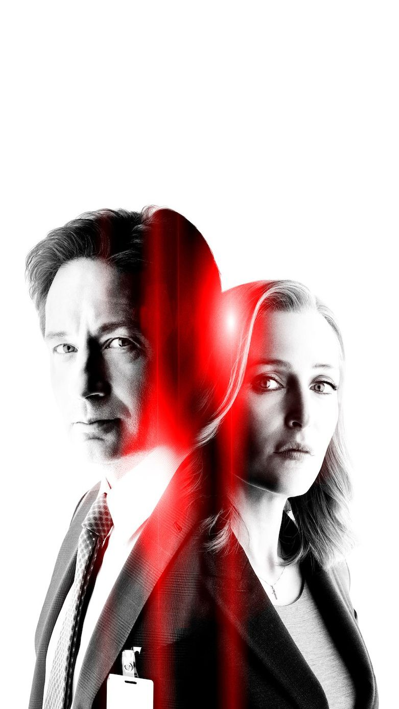 The X Files Wallpaper For Mobile - X Files Fox 2018 , HD Wallpaper & Backgrounds