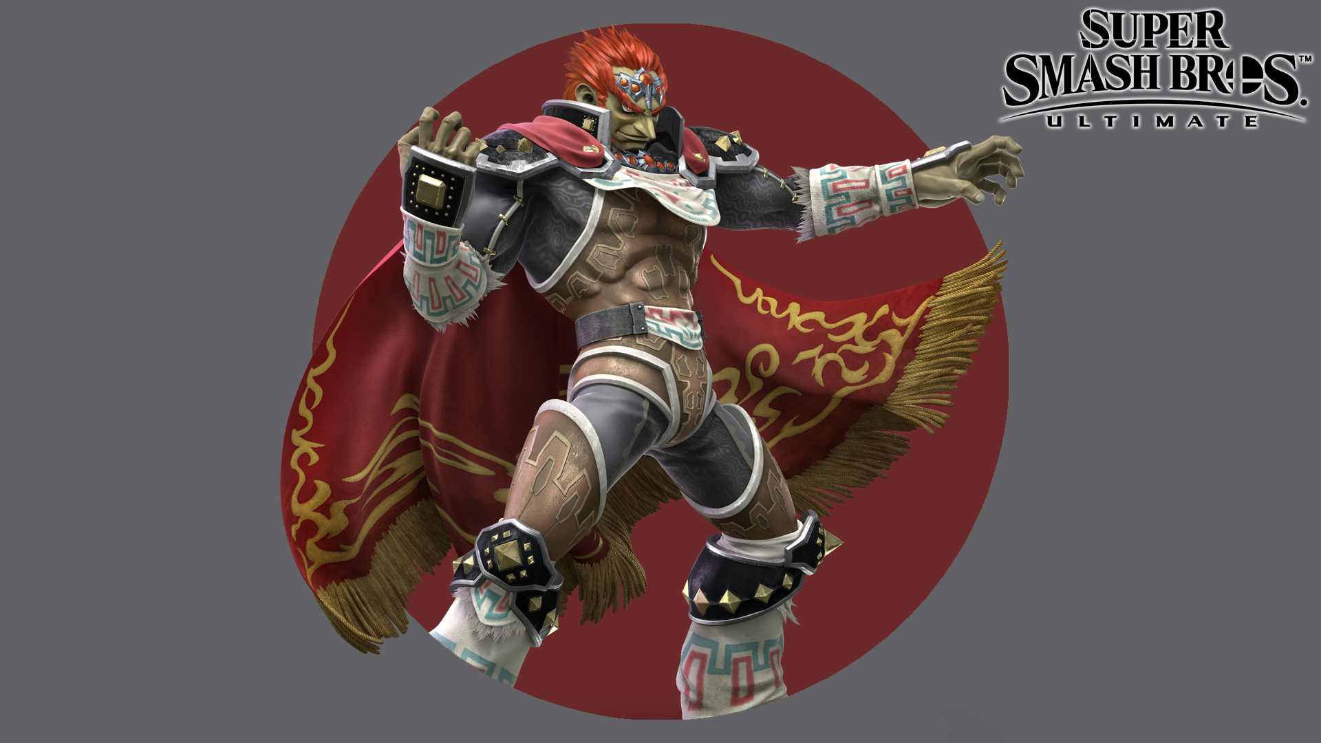 Ultimate Ganondorf Wallpaper Super Smash Bros Ultimate