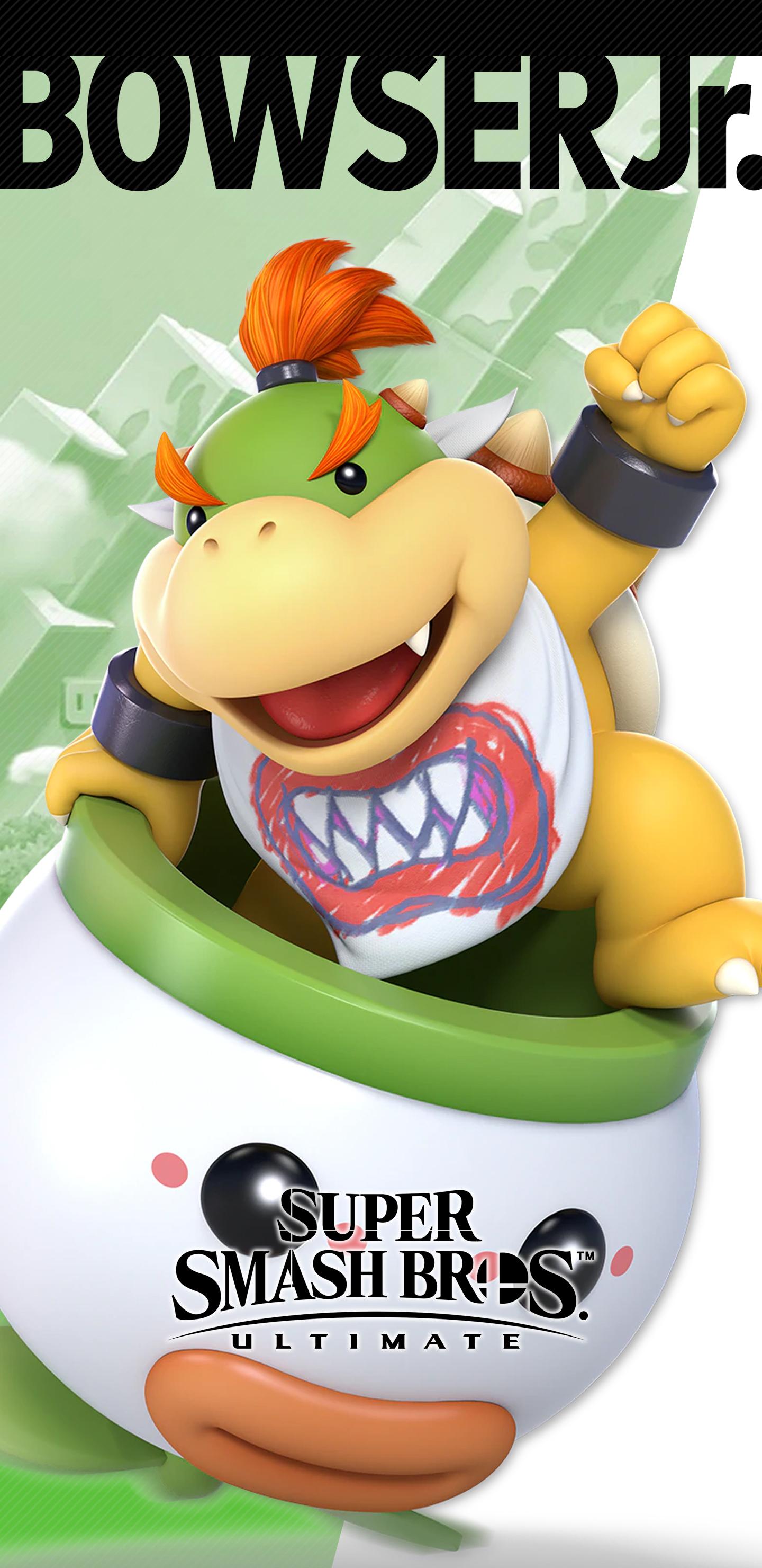 Mobile Super Smash Bros Ultimate Bowser Jr 1850303 Hd