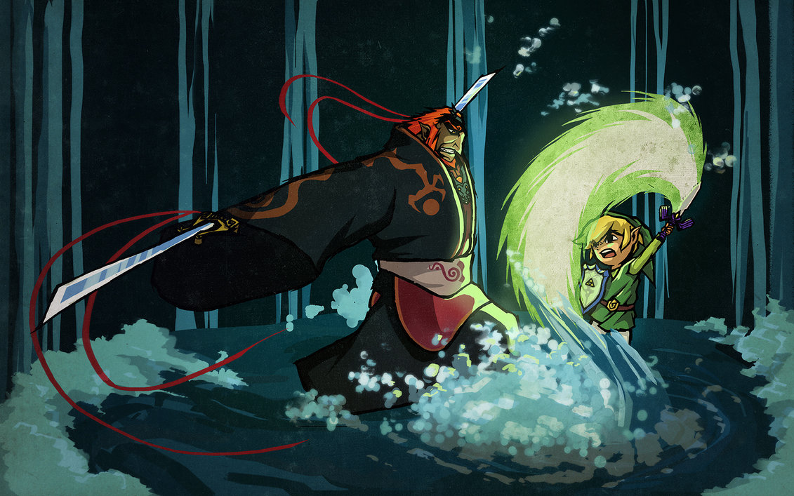 Wind Waker By Battousai777 Zelda Wind Waker 1850973 Hd