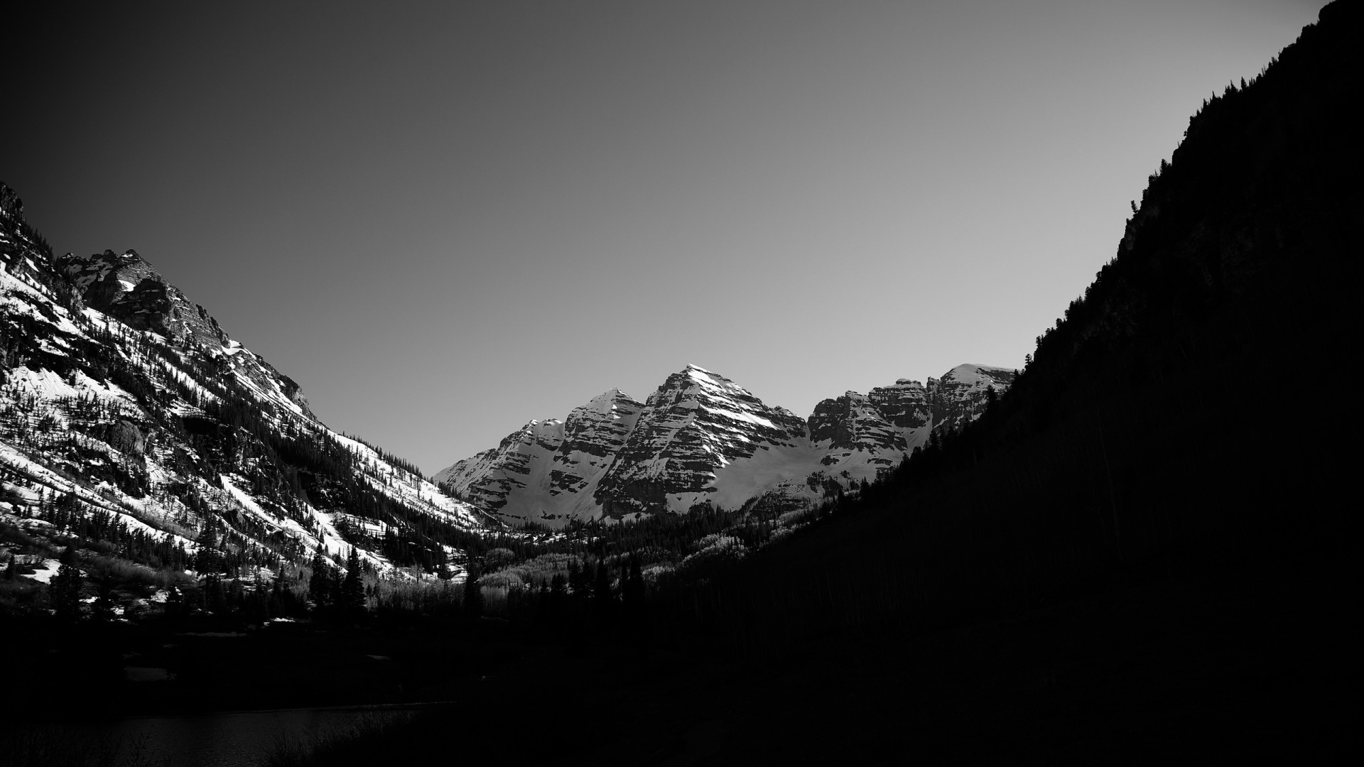 Black And White Nature Photography Wallpaper Black And White