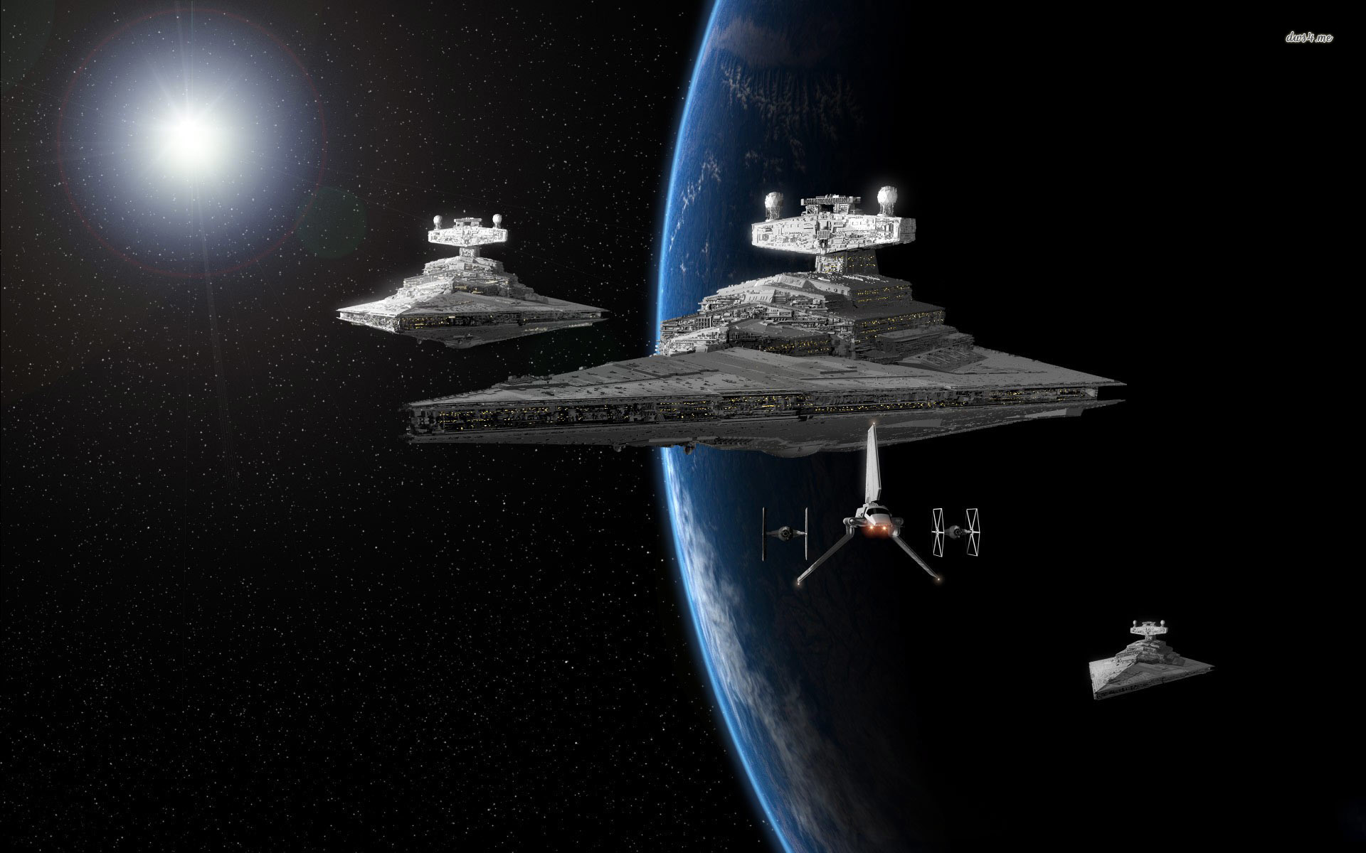 Star Destroyer Revell Star Destroyer Light 1852084 Hd