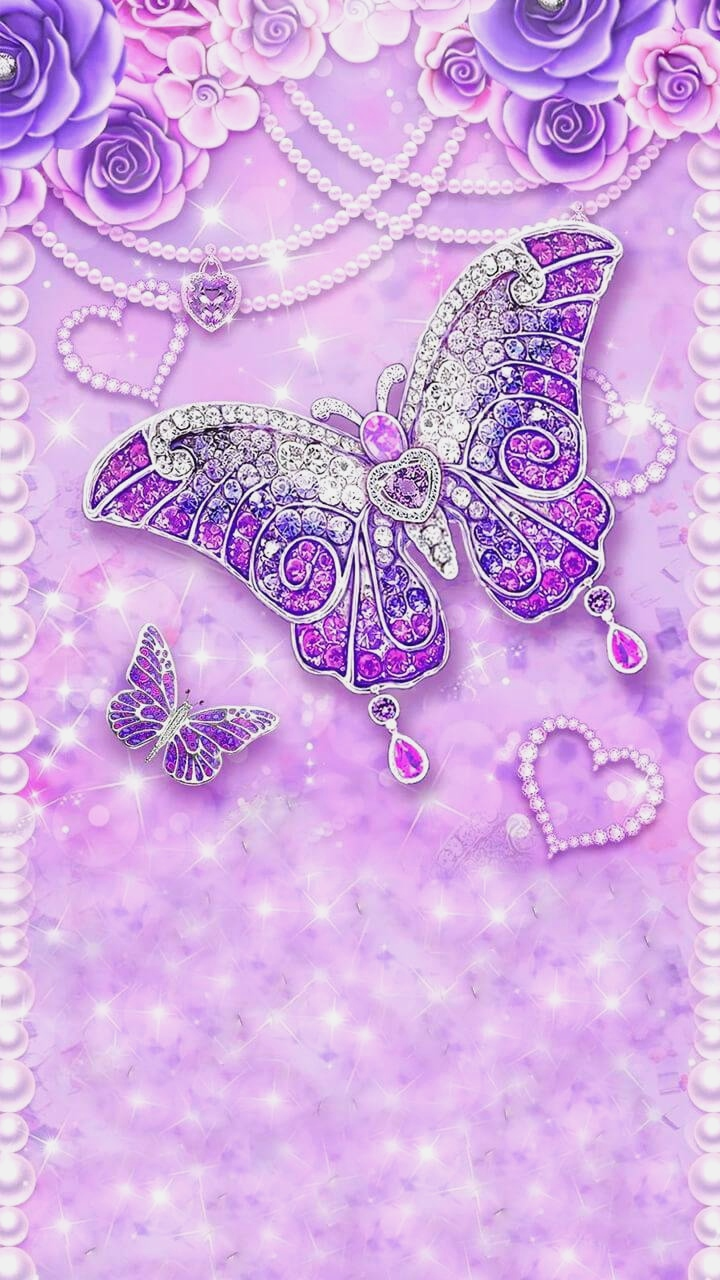 Butterfly Glitter Butterfly 1853609 Hd Wallpaper Backgrounds Download