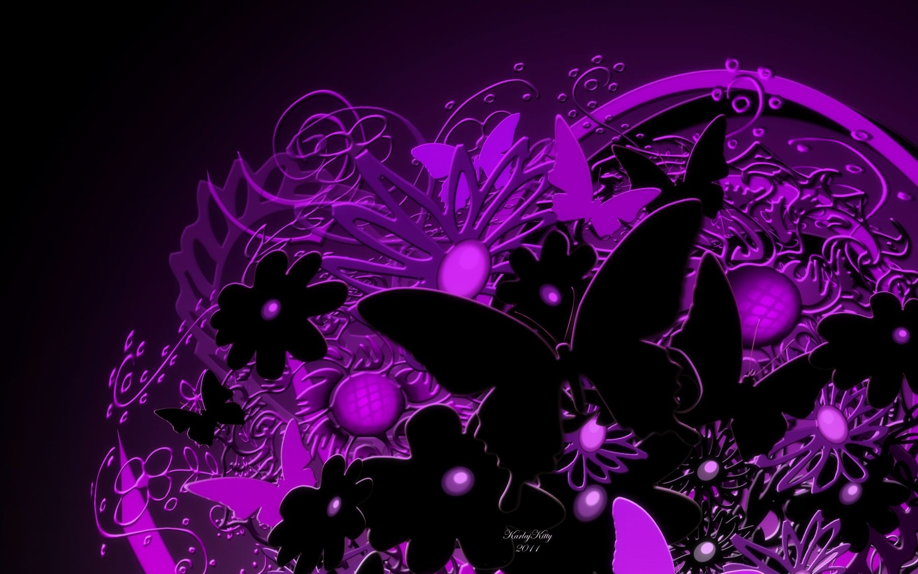 Black And Purple Butterfly Black And Red Butterfly Background 1854050 Hd Wallpaper Backgrounds Download