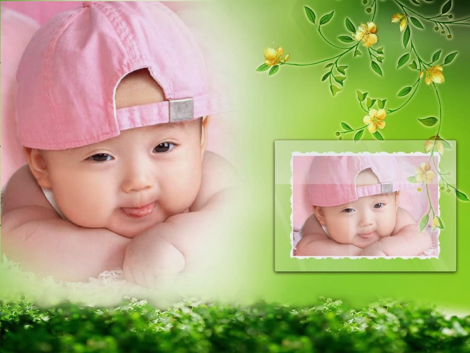 Cute Babies Hd Wallpapers Cute Baby Wallpaper Hd Free