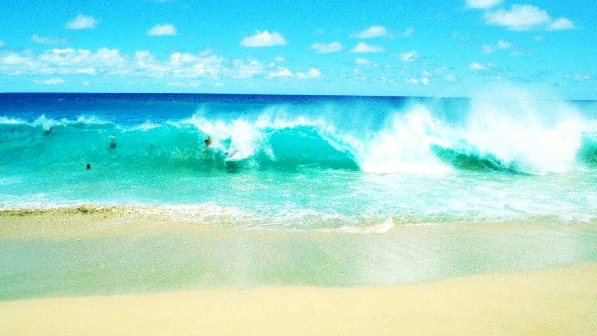 Beach Wallpaper Macbook Air 1857752 Hd Wallpaper