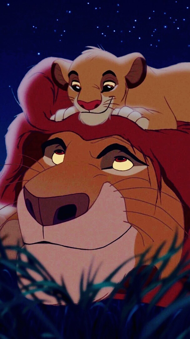 93 Images About König Der Löwen😛 On We Heart It - Lion King , HD Wallpaper & Backgrounds