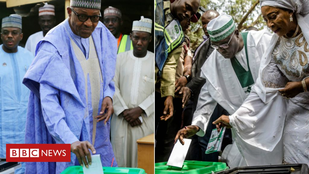 Nigeria Election - Presidential Election Results Inec , HD Wallpaper & Backgrounds