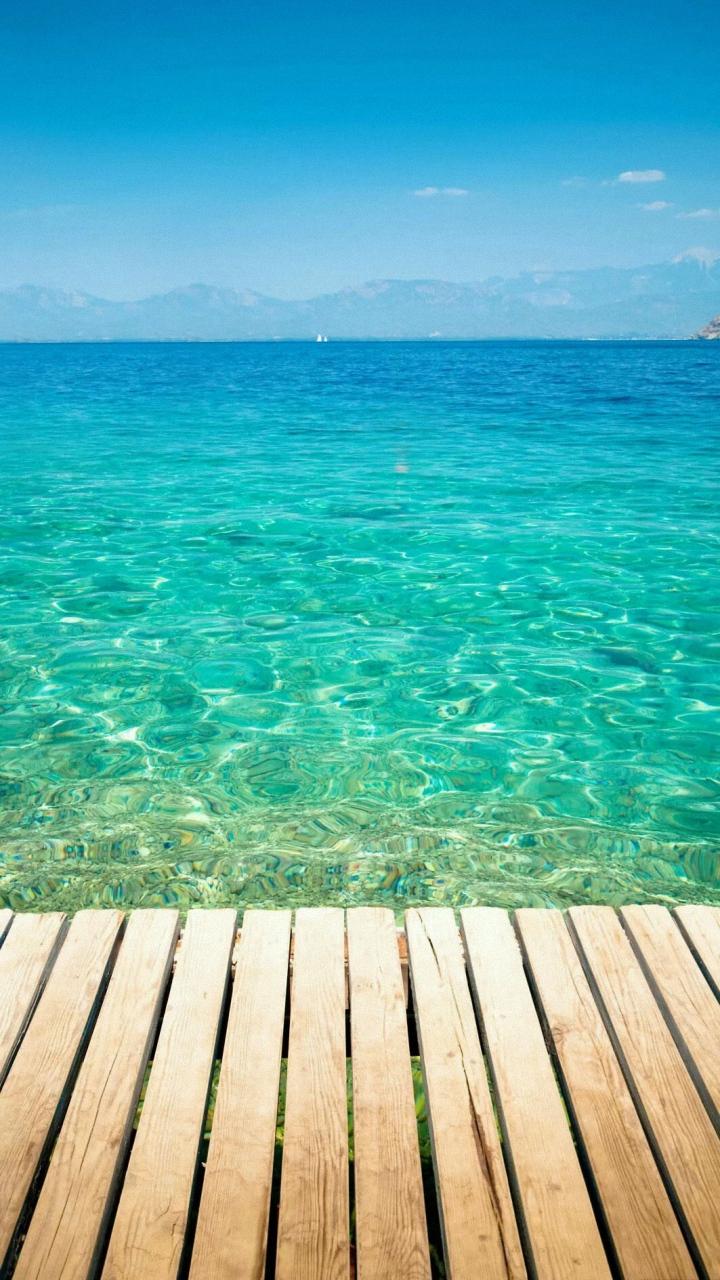 Hd Seaside Scenery Nokia Phone Wallpapers Iphone Beach 1860625 Hd Wallpaper Backgrounds Download