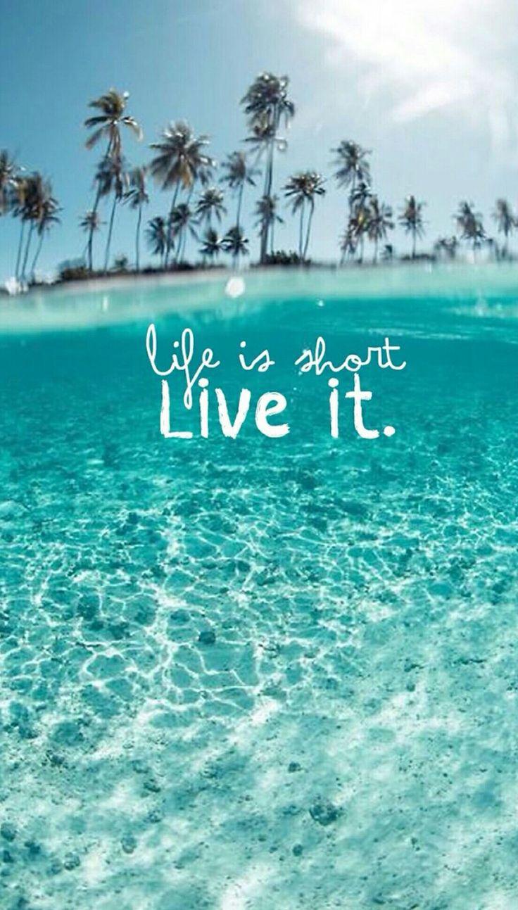 8 Best Summer Vibes ☀ ❤ Images - Fondos De Pantalla De Playa , HD Wallpaper & Backgrounds