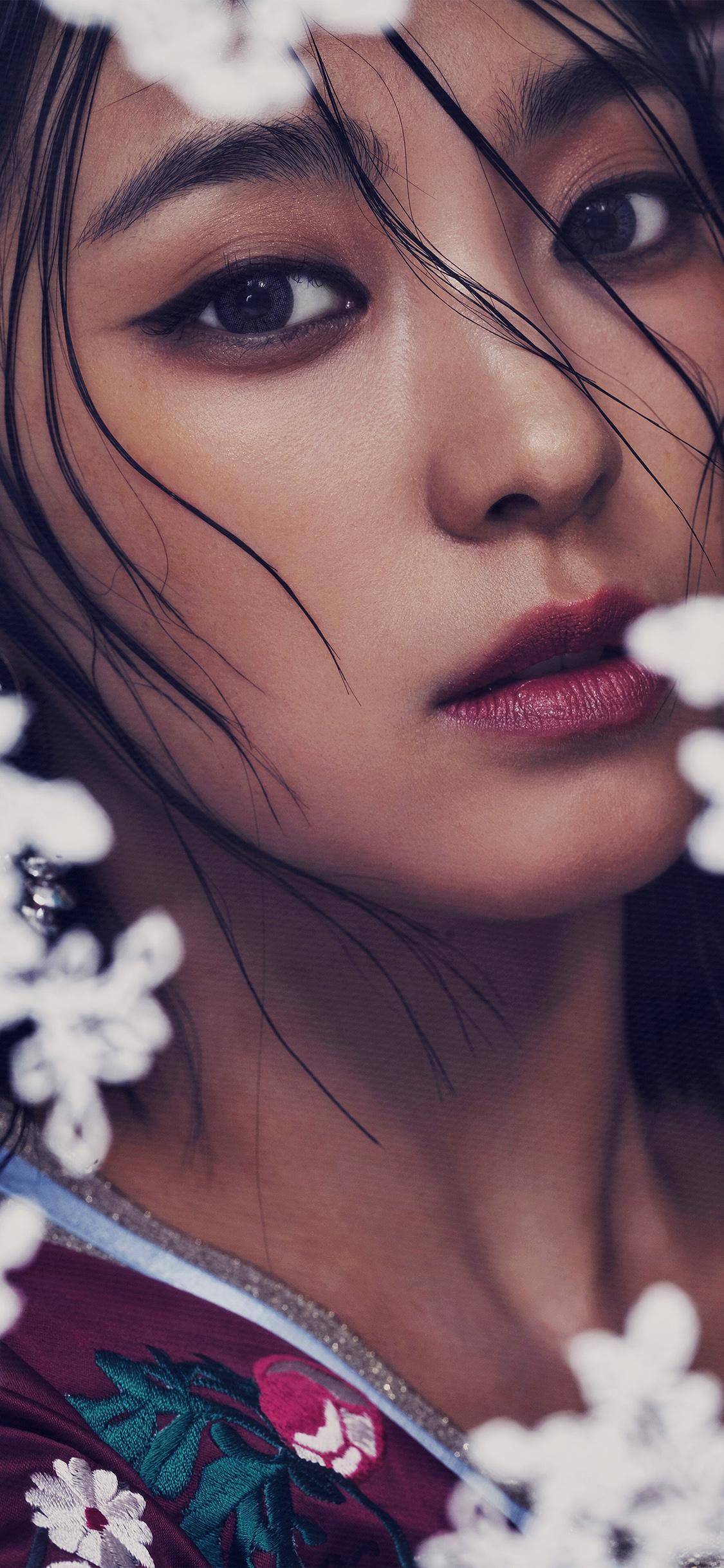 Hj20 Kpop Sistar Summer Girl Face Music - Kpop Live Wallpaper Iphone , HD Wallpaper & Backgrounds
