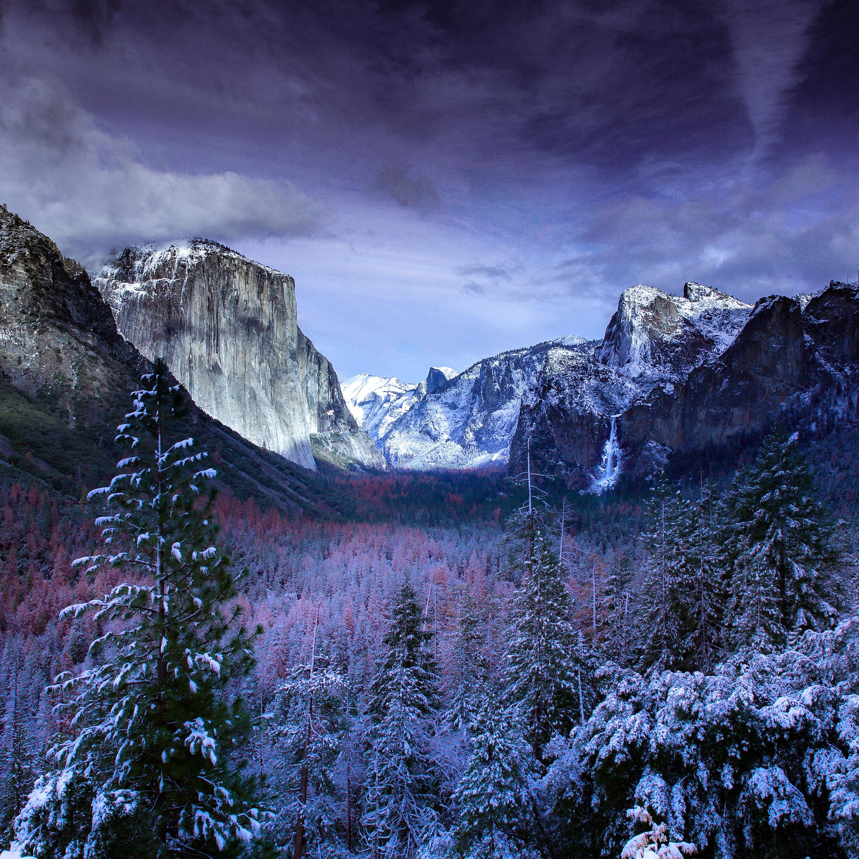 Winter Mountain Landscape 4k Hd Desktop Wallpaper For Yosemite Iphone Wallpaper Hd 1864277 Hd Wallpaper Backgrounds Download