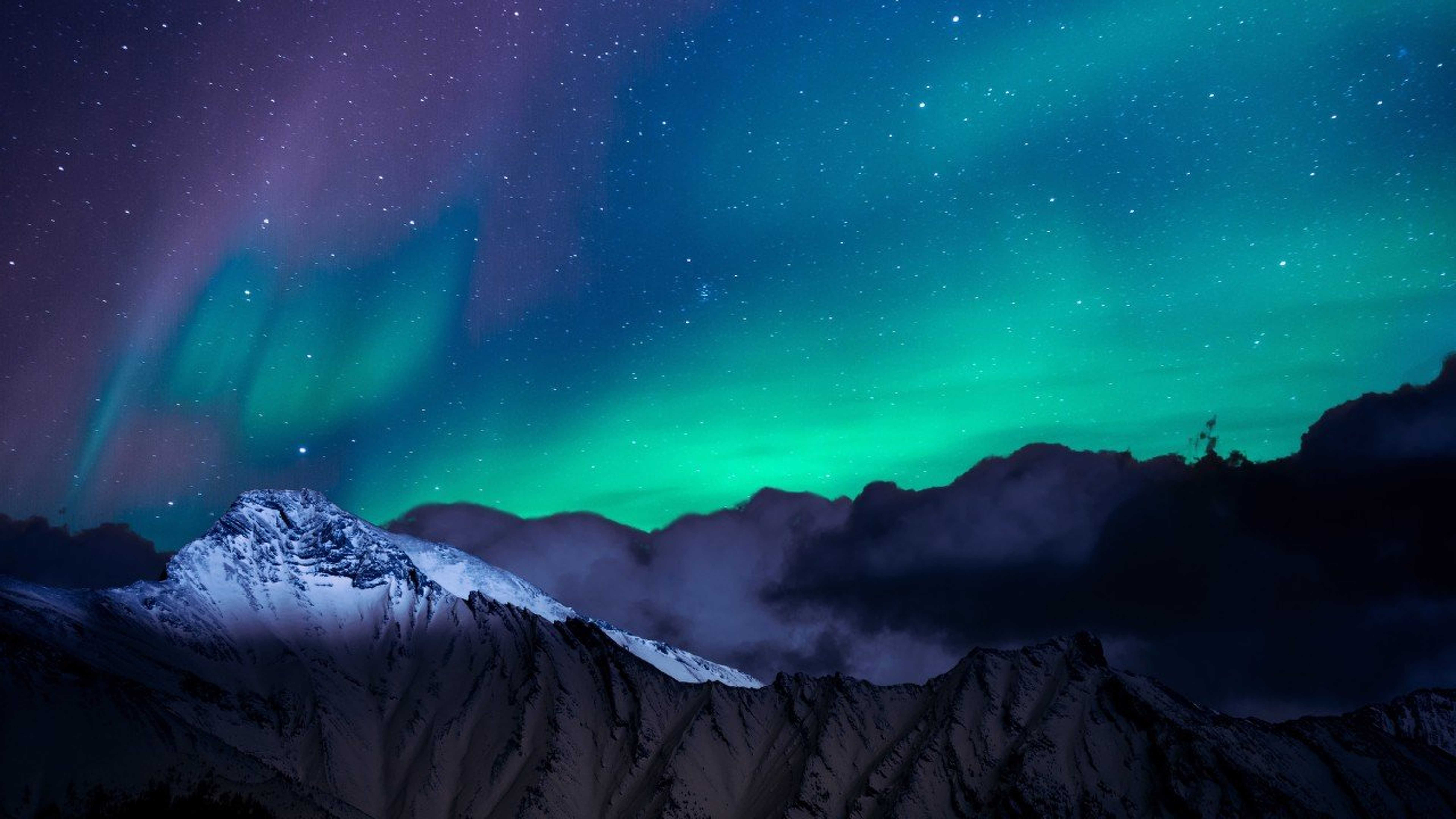 Northern Lights , HD Wallpaper & Backgrounds