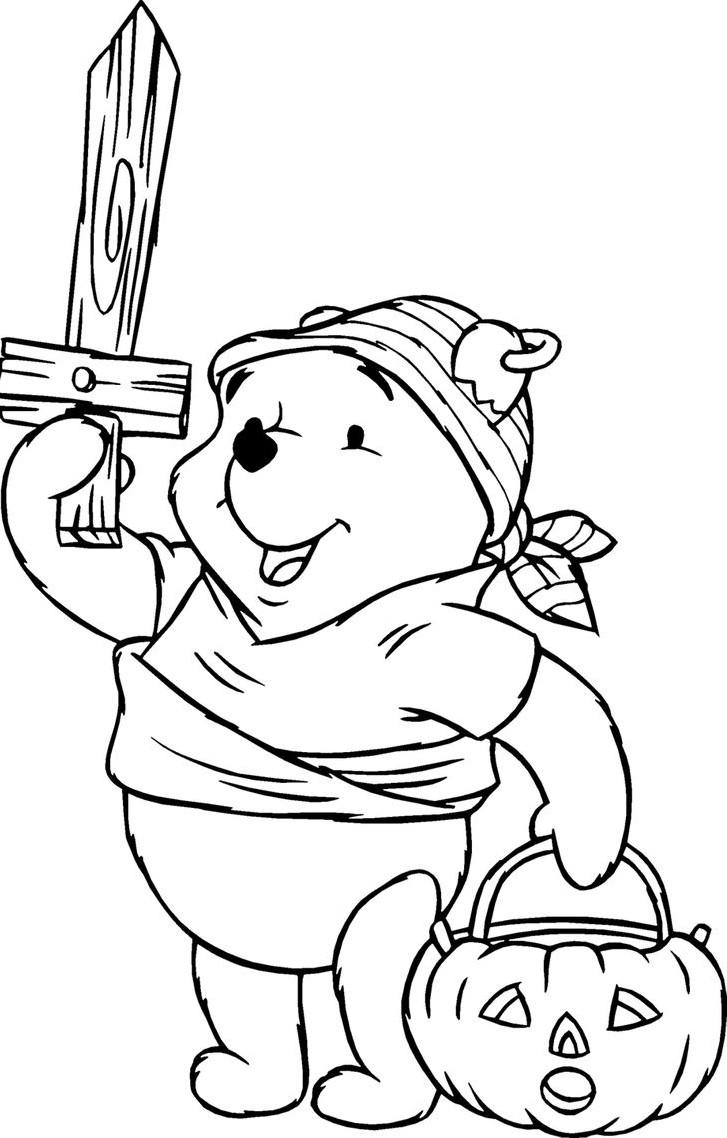 Koleksi Gambar Kartun Disney Land Winnie The Pooh
