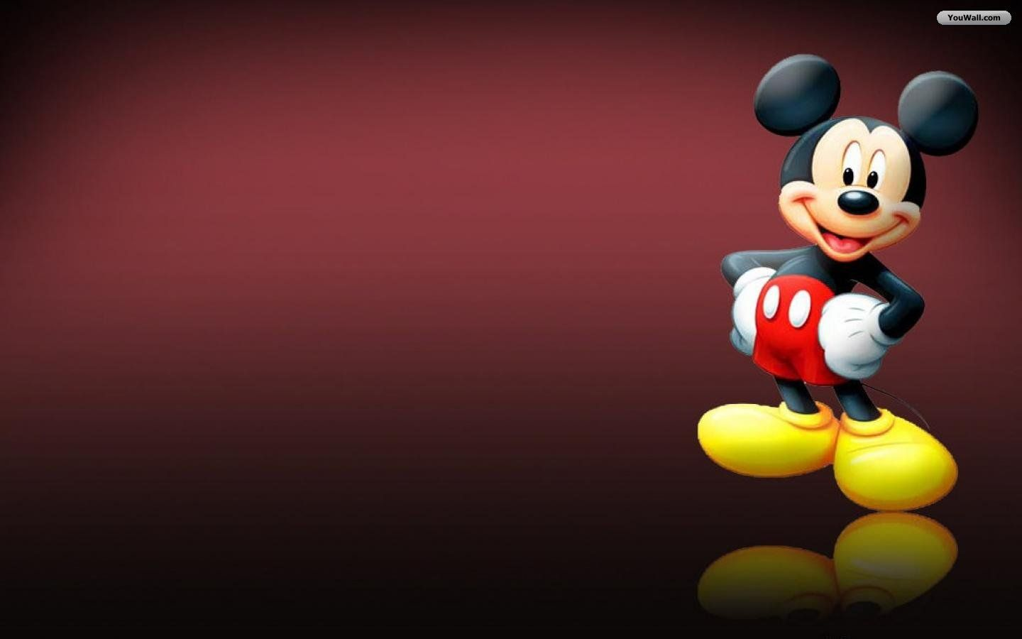 Background Power Point Kartun Disney Mickey Mouse Birthday Background 1872868 Hd Wallpaper Backgrounds Download