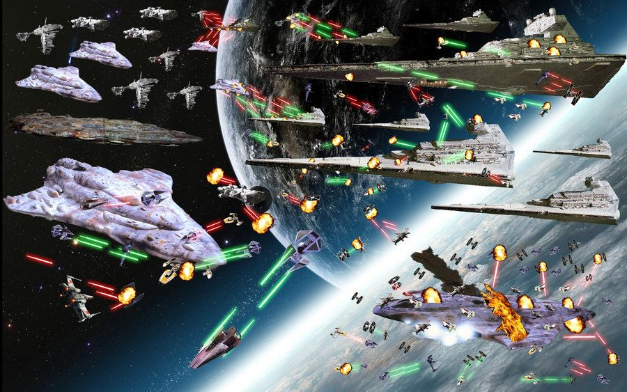 187 1878204 star wars space battle wallpaper star wars space
