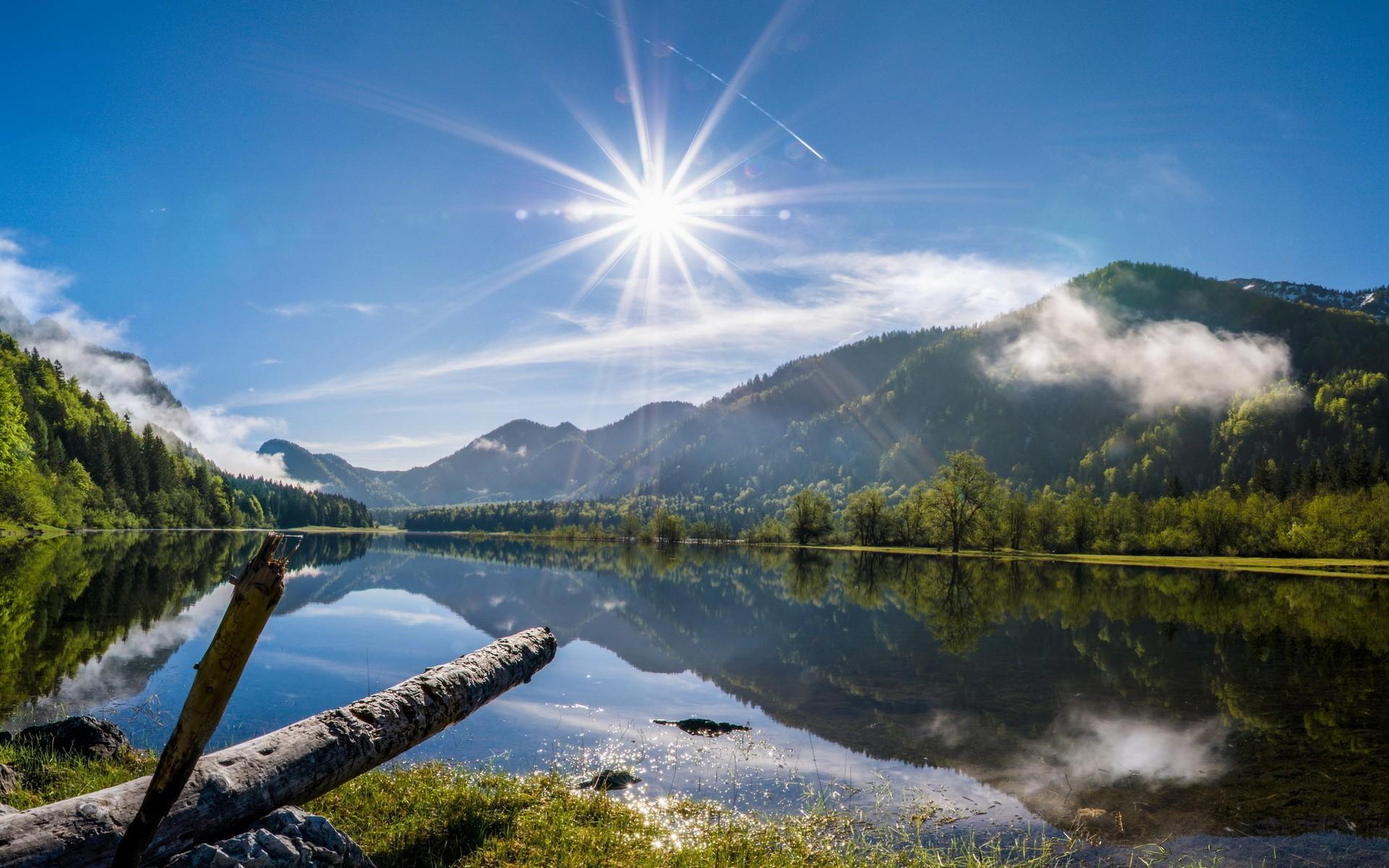Summer Mountains , HD Wallpaper & Backgrounds