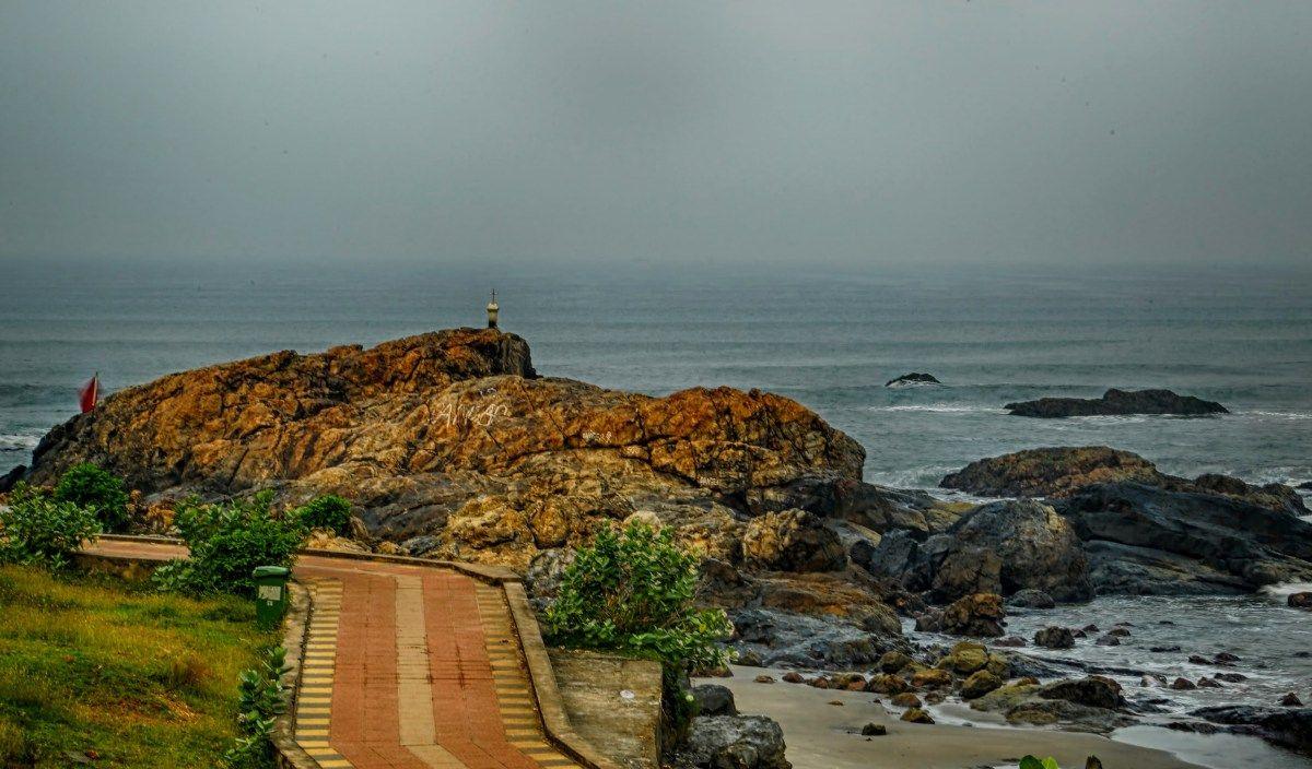 Goa Beach Beautiful Hdr Desktop Background Images Sea