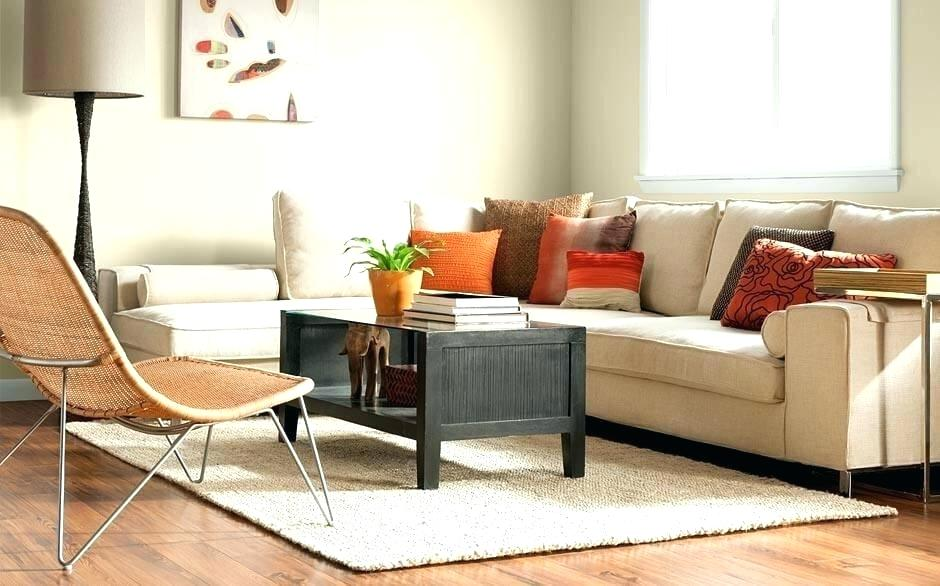 Interior Painting Ideas For Living Room Sand Accent - Colour Scheme Ideas For Living Room With Brown Sofas , HD Wallpaper & Backgrounds