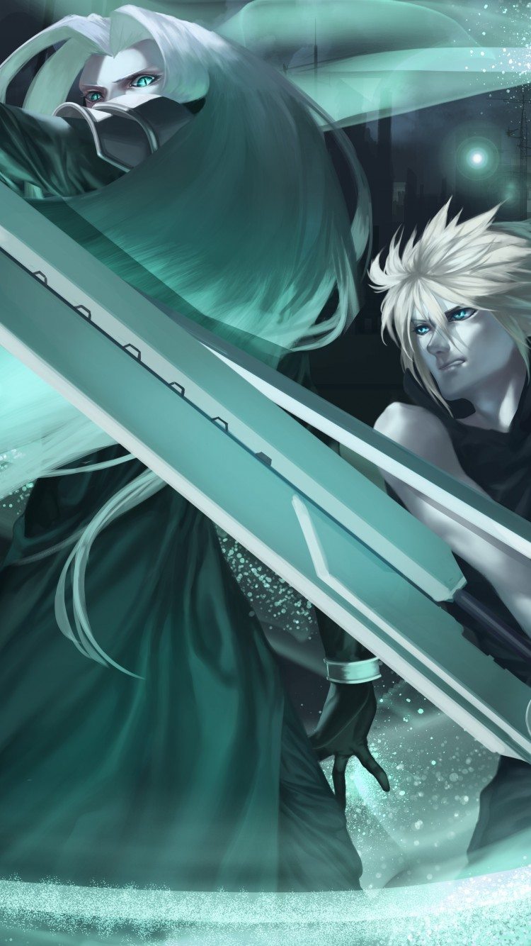Download Cloud Strife Wallpaper Cloud Strife Kingdom