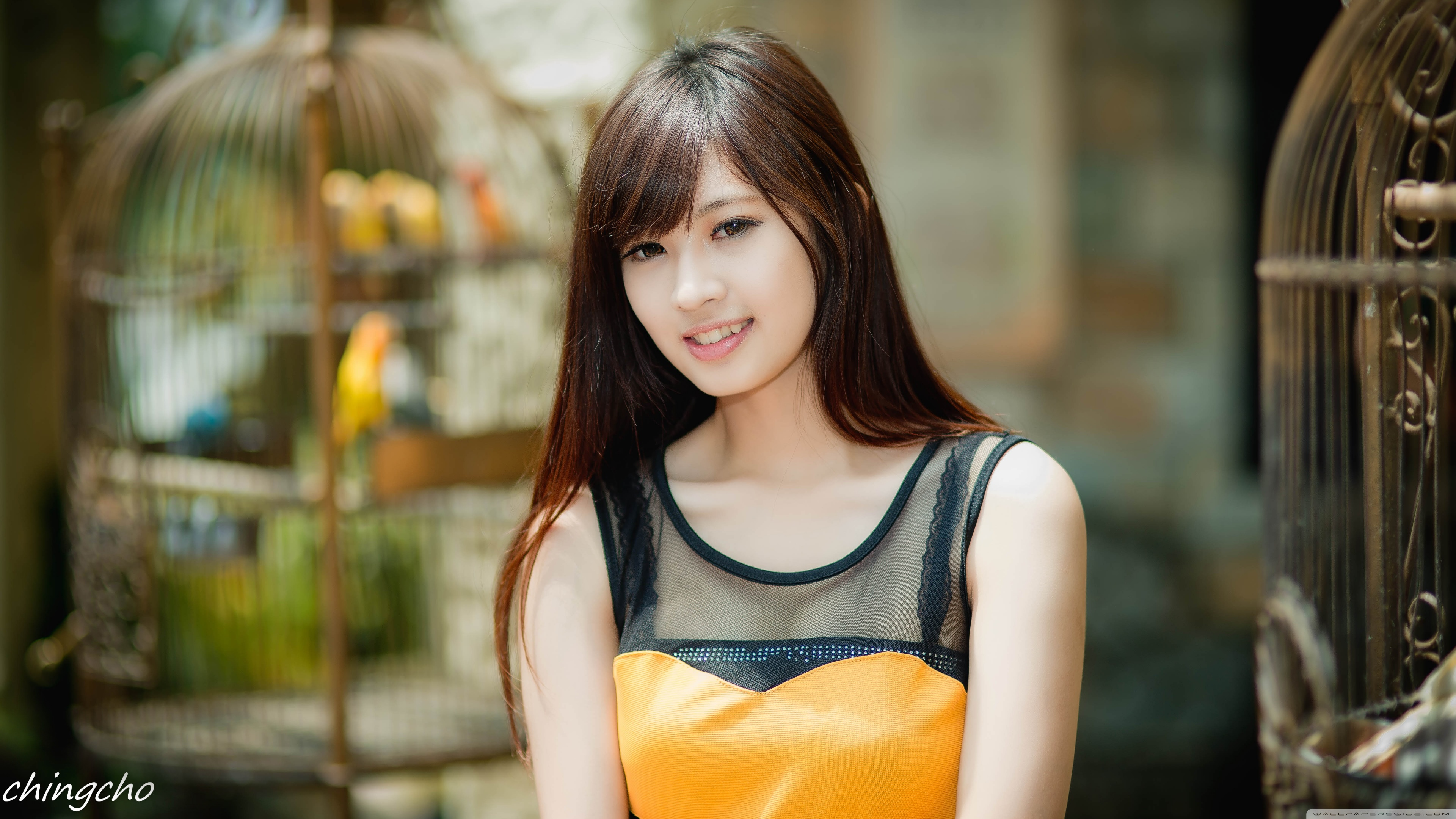 Asian 4k Ultra Hd Wallpaper And Background - Asian Model Girl , HD Wallpaper & Backgrounds