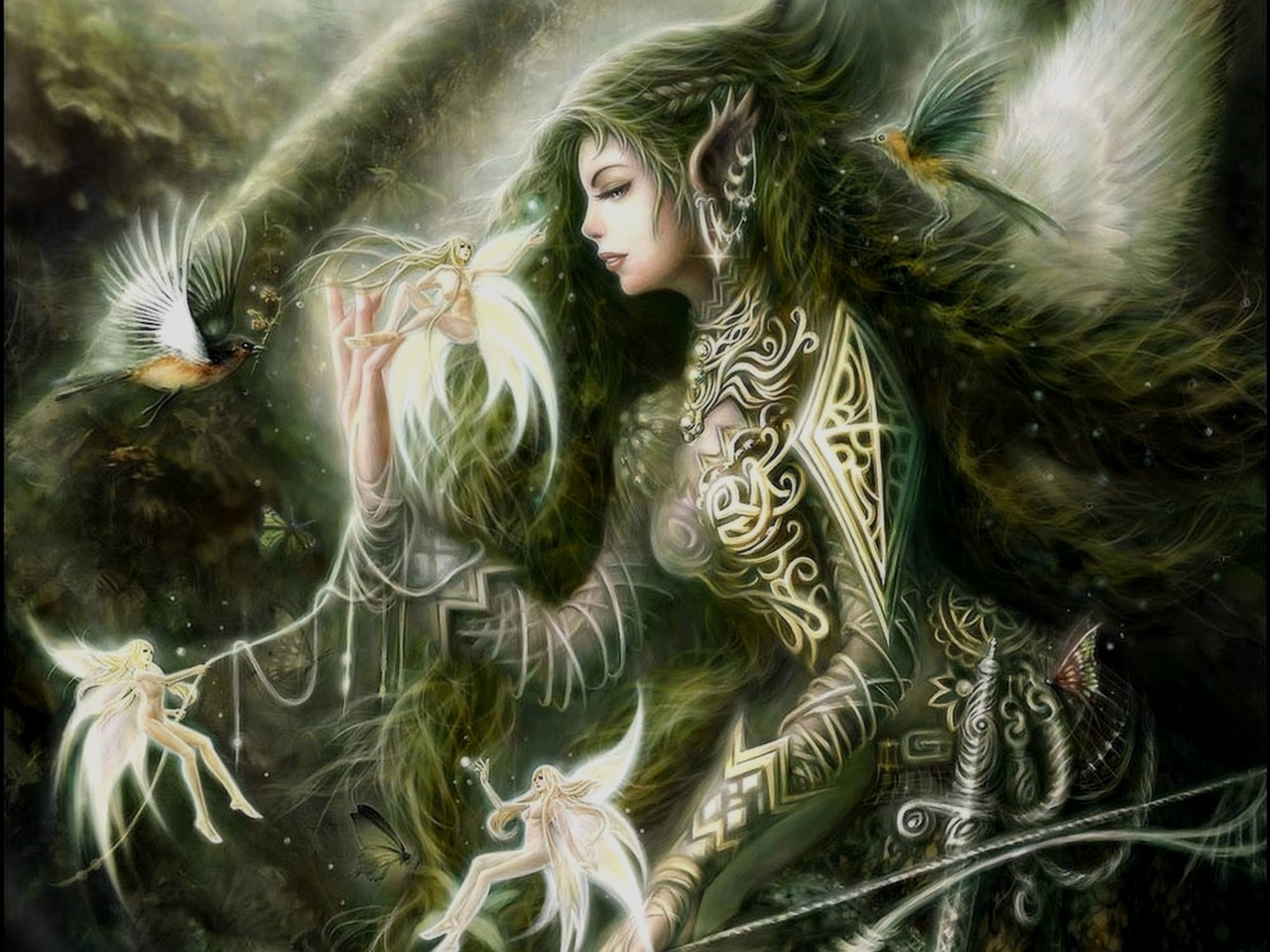 Download Fairy Gothic Hd Wallpapers For Free Angel Warrior
