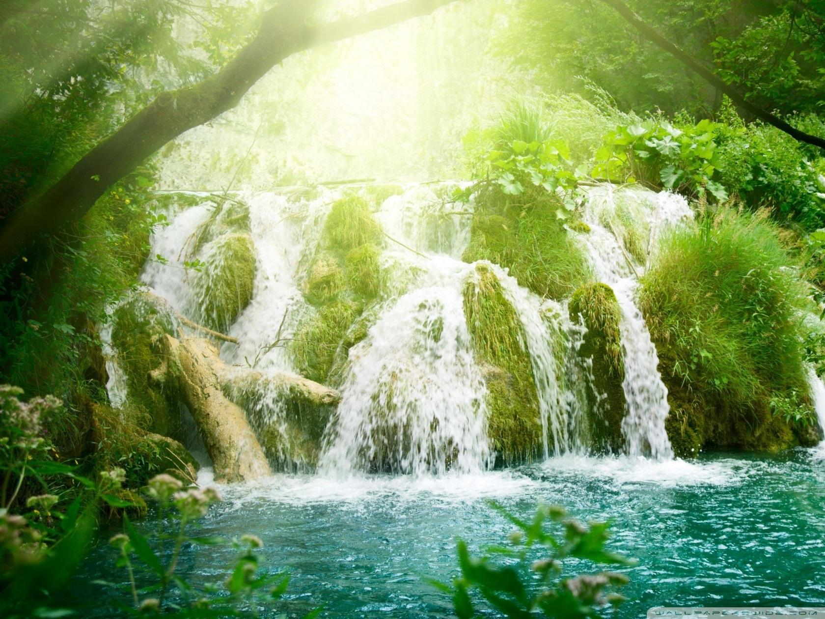 Waterfalls Wallpaper Gallery - Beautiful Wallpapers Of Waterfalls , HD Wallpaper & Backgrounds