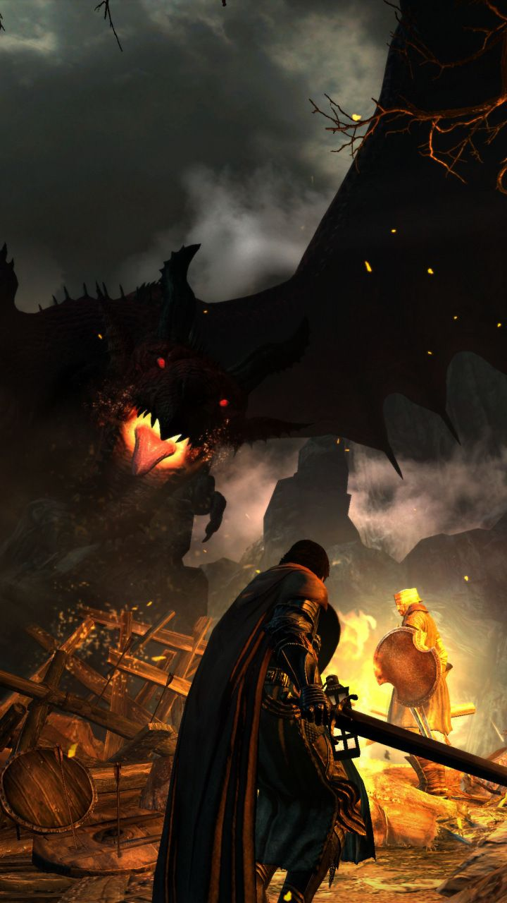 Dark Arisen Game Warrior Wallpaper Dragon Dogma 1899100