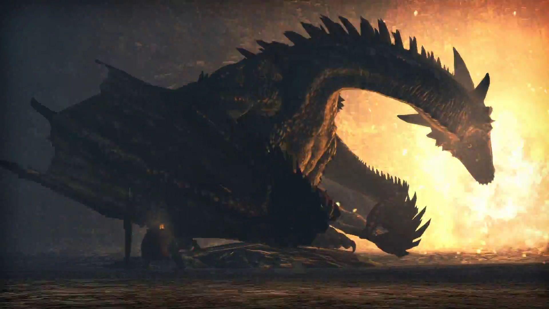 Dragon S Dogma Hd Wallpaper Dragon S Dogma 1899168 Hd