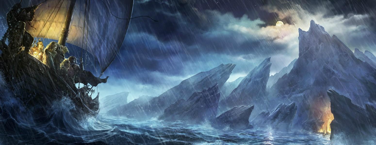 Dragon S Dogma Dark Arisen Wallpaper Wide Dark Island Fantasy