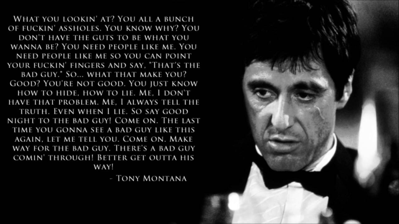 Di Al Pacino Scarface 1899930 Hd Wallpaper