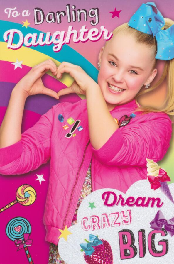 Jojo Siwa Birthday Card 190205 Hd Wallpaper Backgrounds Download