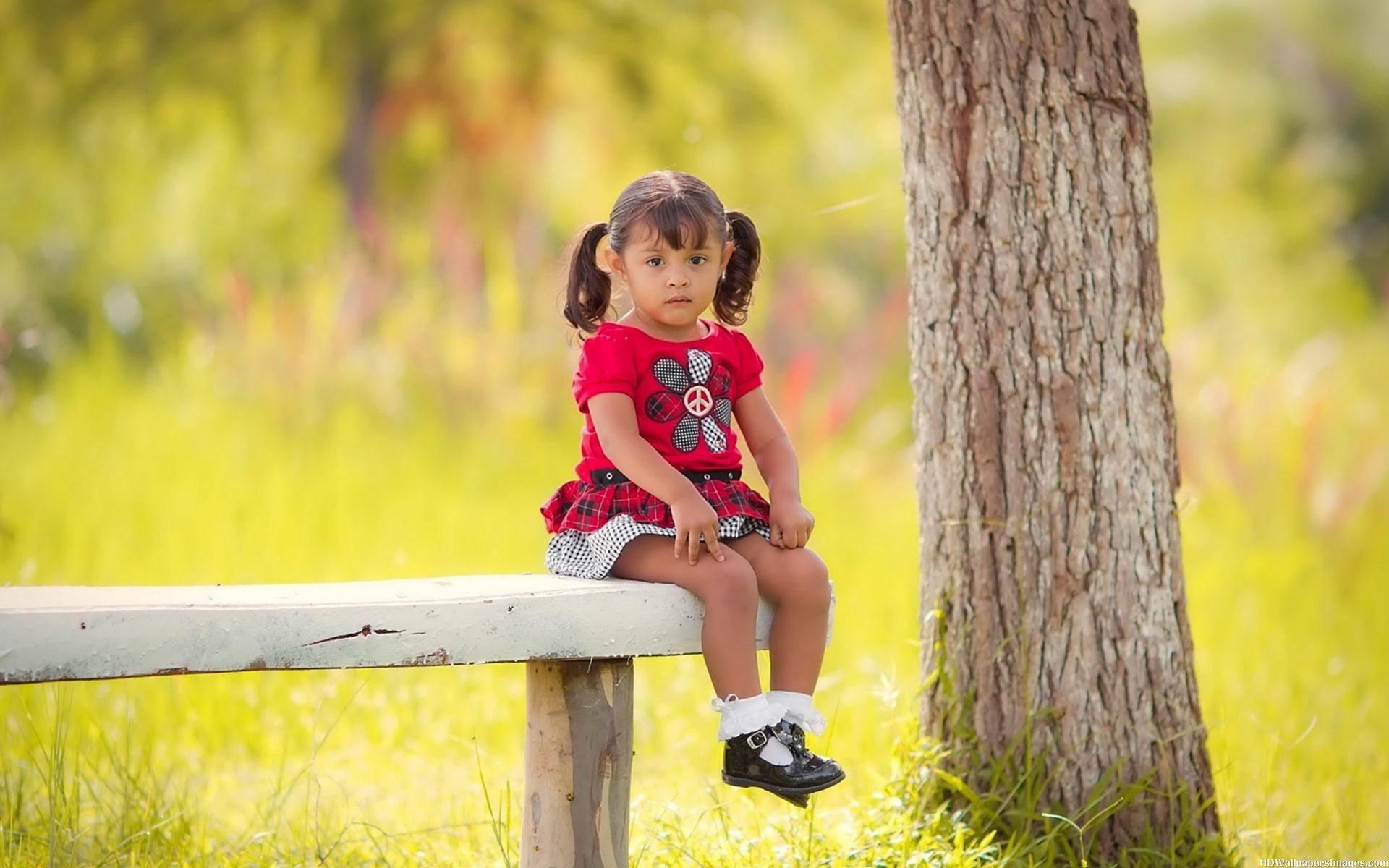 Download <== - Cute Indian Girl Babys , HD Wallpaper & Backgrounds