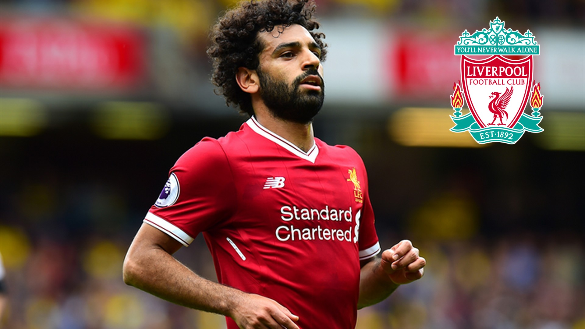 Wallpaper Hd Liverpool Mohamed Salah With Image Resolution