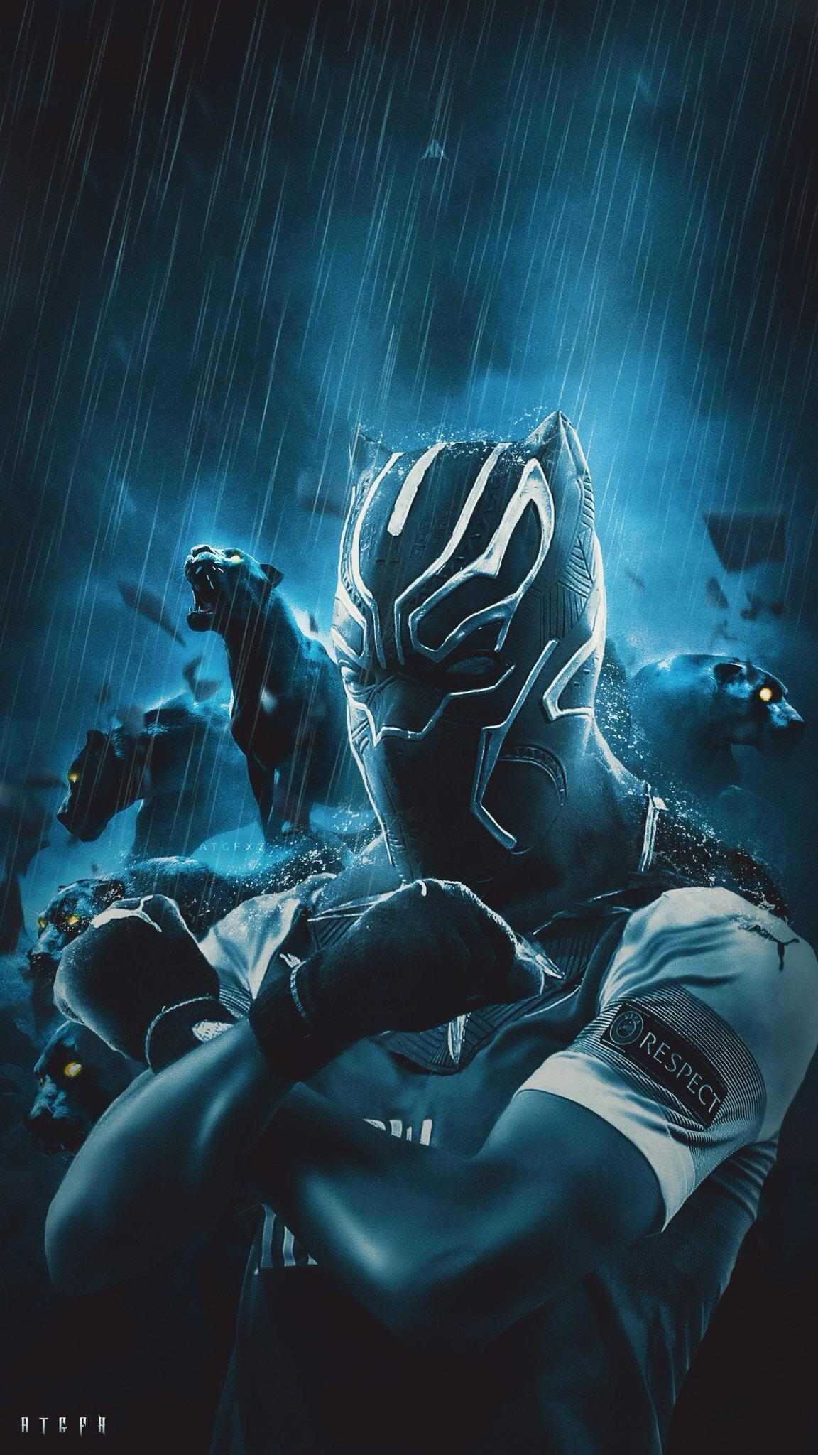 Aubameyang Black Panther Wallpaper Aubameyang Wallpaper Black Panther 193581 Hd Wallpaper Backgrounds Download