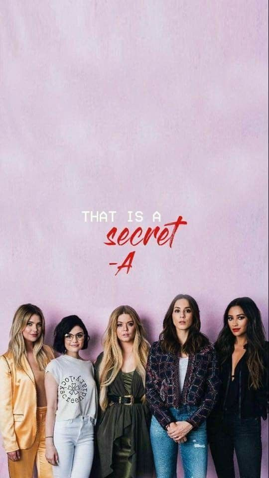 Image Result For Pll Wallpaper - Pretty Little Liars , HD Wallpaper & Backgrounds