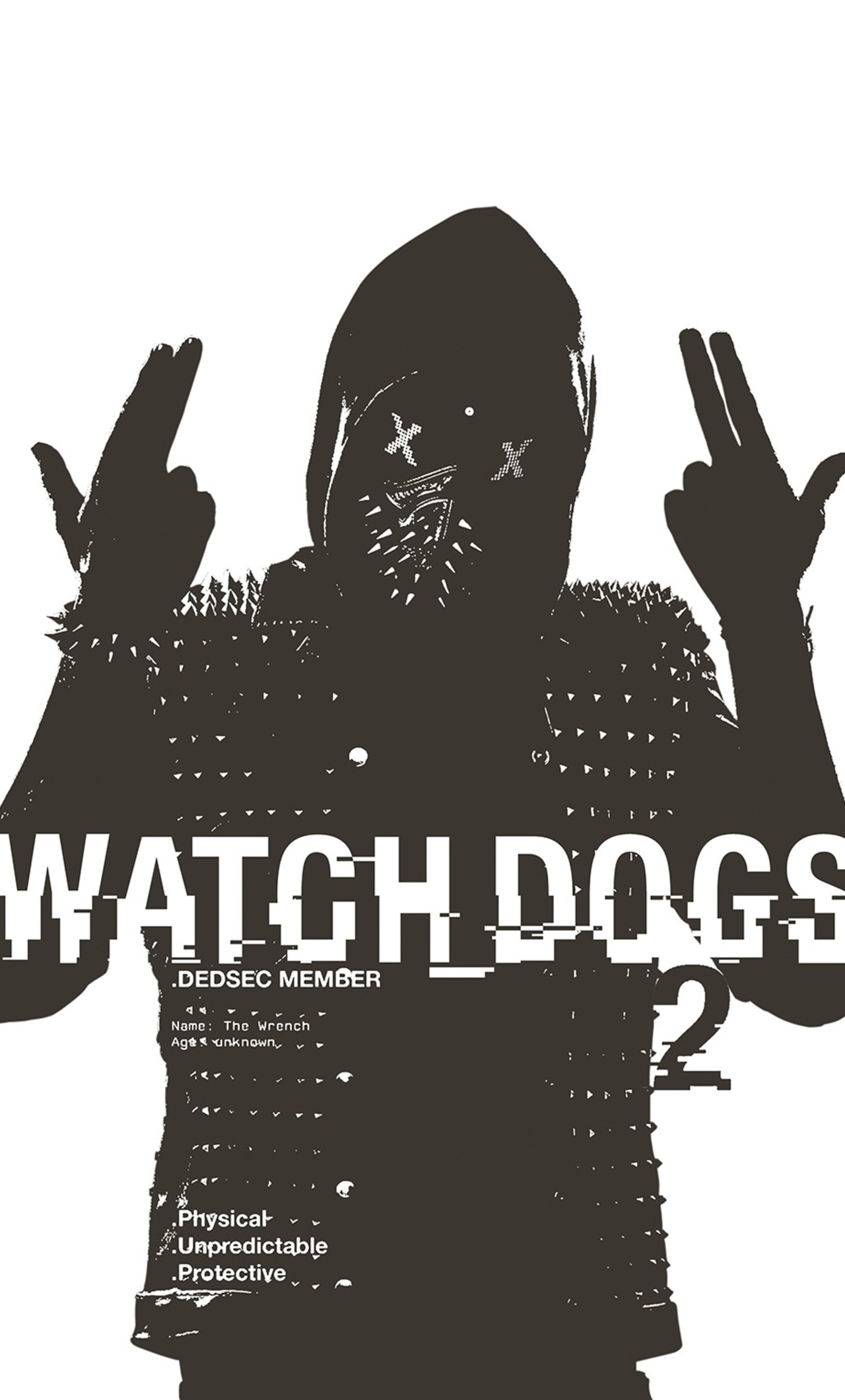 Wrench Watch Dogs 2 Wallpaper Wrench Watch Dogs 2 Fan - Watch Dogs 2 Wallpaper Iphone Wrench , HD Wallpaper & Backgrounds
