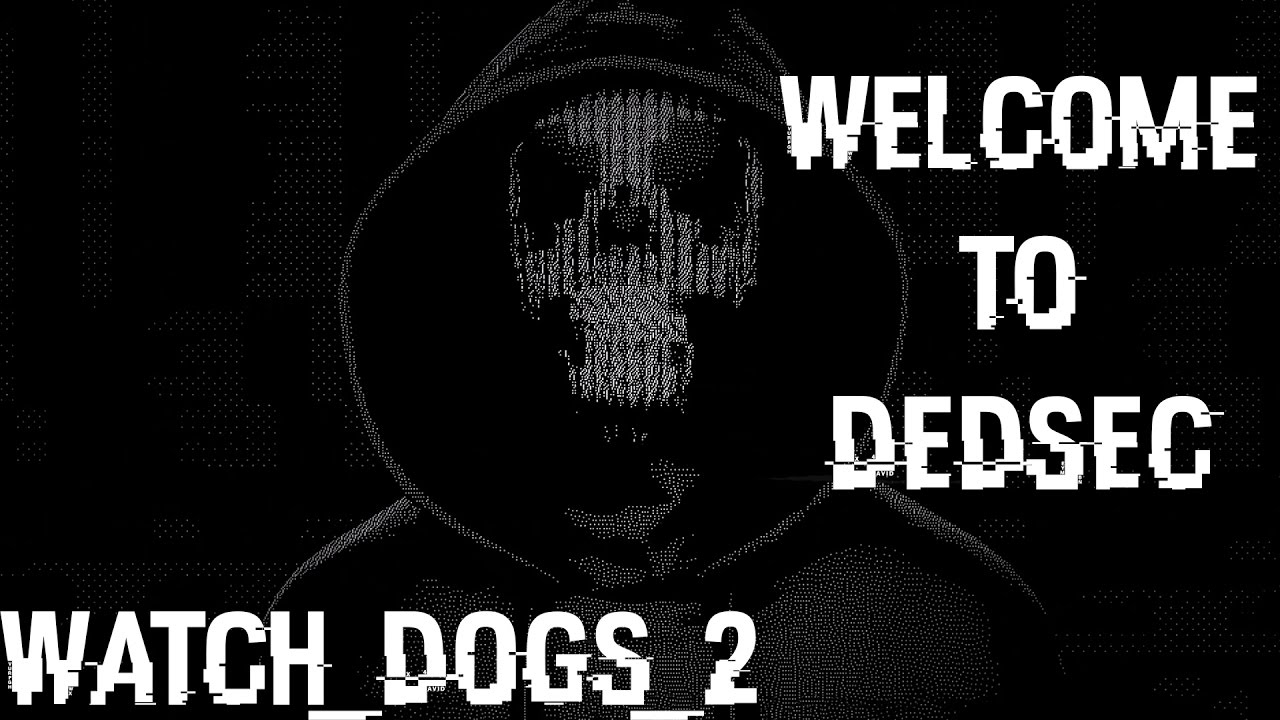 Welcome To Dedsec Burda 194826 Hd Wallpaper