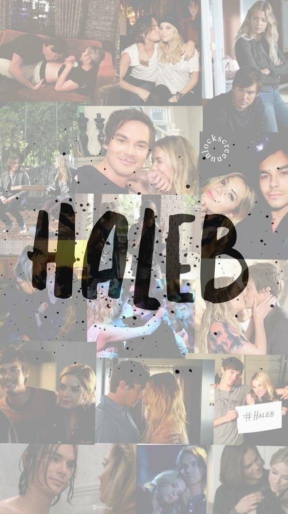 Haleb ❤ - Pll , HD Wallpaper & Backgrounds