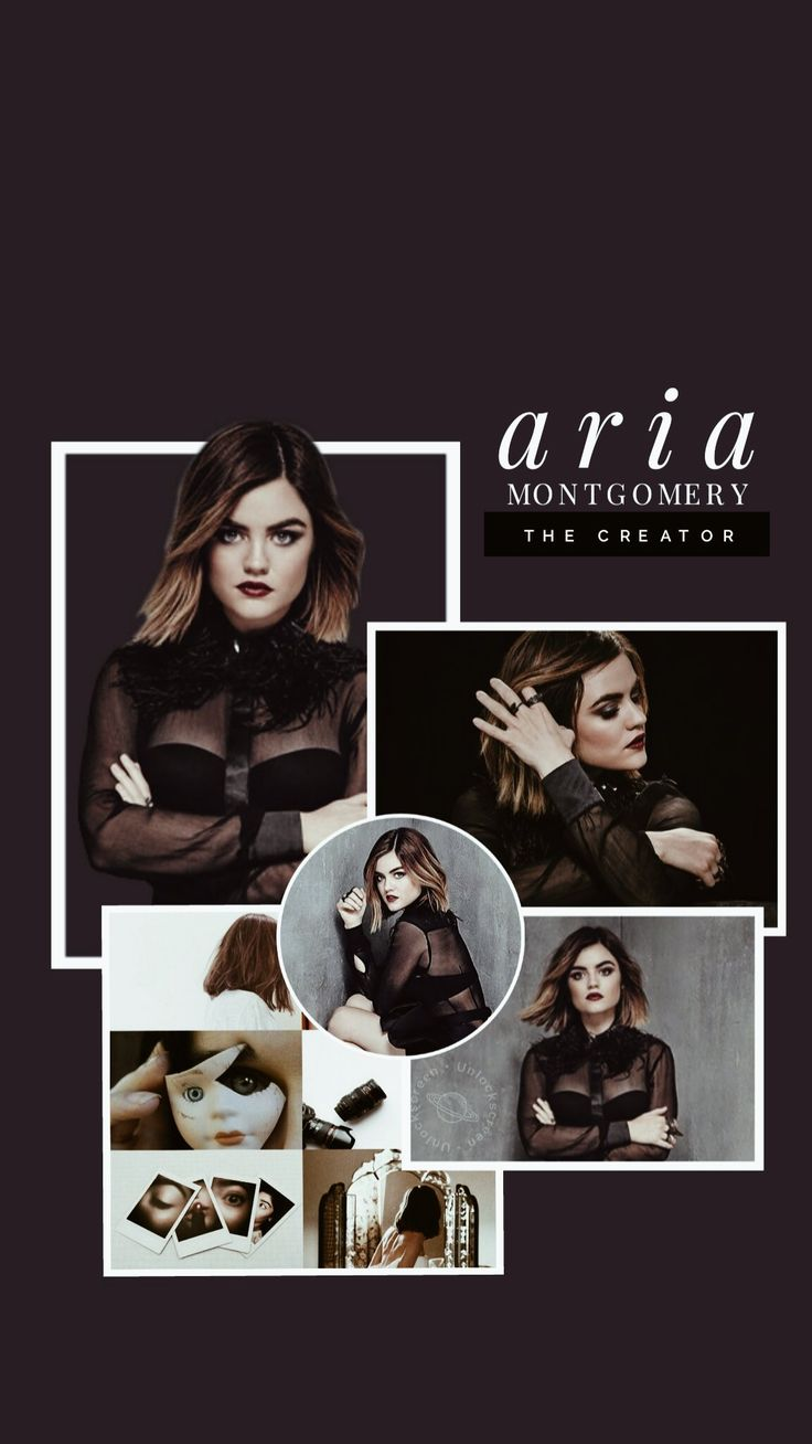 Wallpaper Aria Montgomery ❤ Pll Memes, Pll Quotes, - Aria Pll , HD Wallpaper & Backgrounds