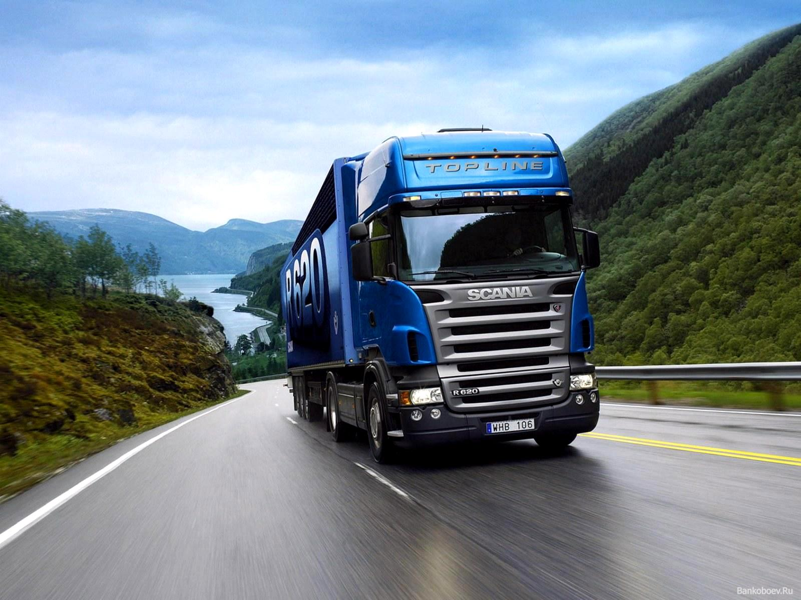 Scania Trucks Wallpapers Wallpaper Scania Truck Wallpaper