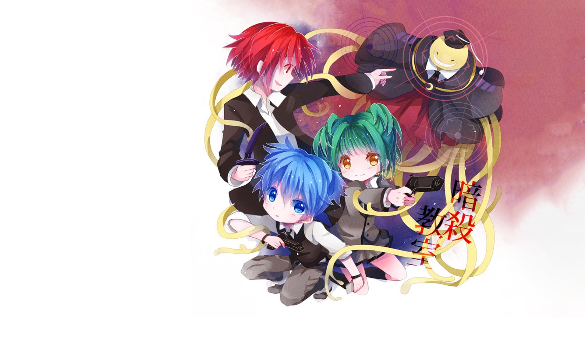 Assassination Classroom Karma Akabane Karma Nagisa Anime