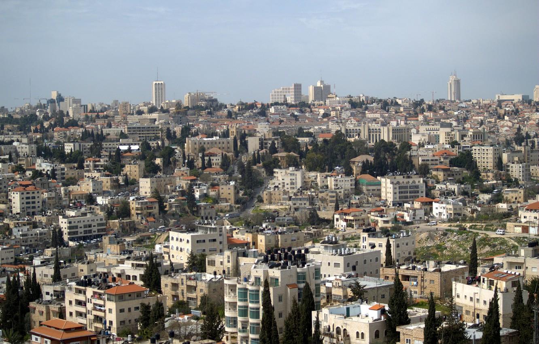 Photo Wallpaper Wadieljouz Jerusalem Palestine Dome Of The