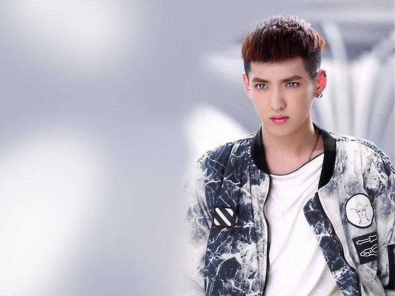 Luhan Wallpaper Hd Kris Exo Wolf Hair 196900 Hd Wallpaper Backgrounds Download
