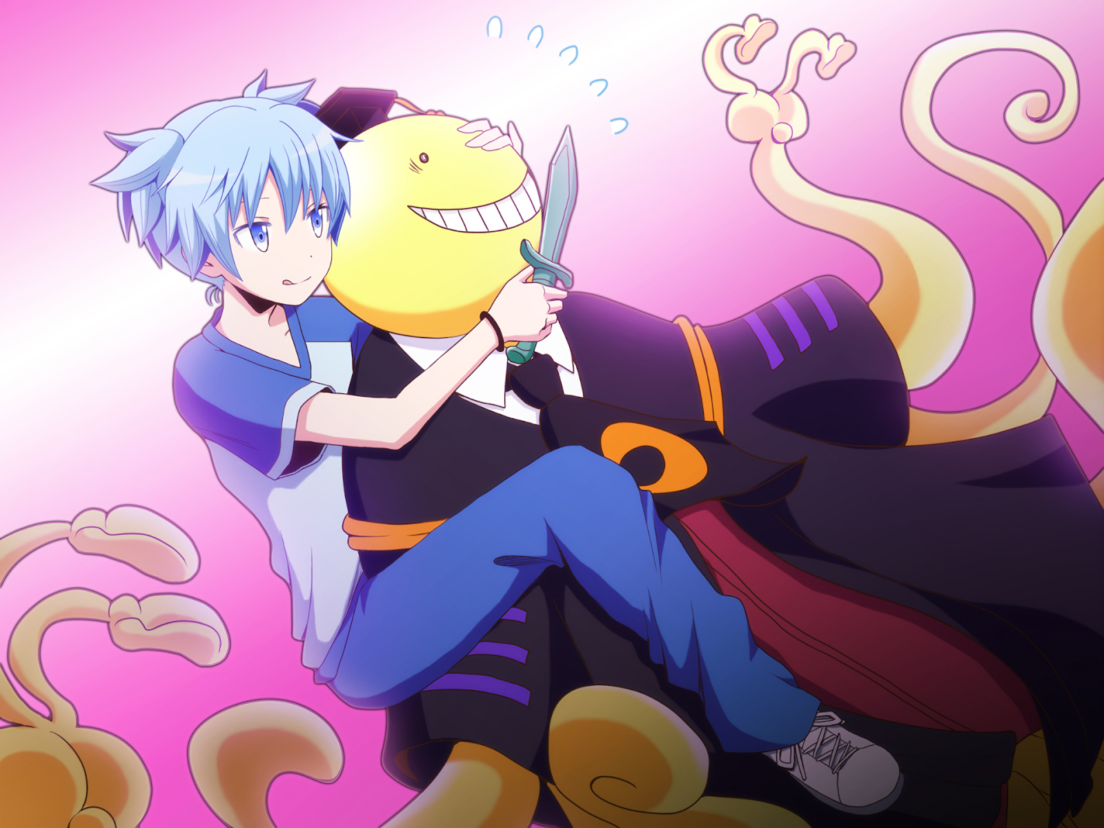 22 Assassination Classroom Wallpaper Are Available Assassination
