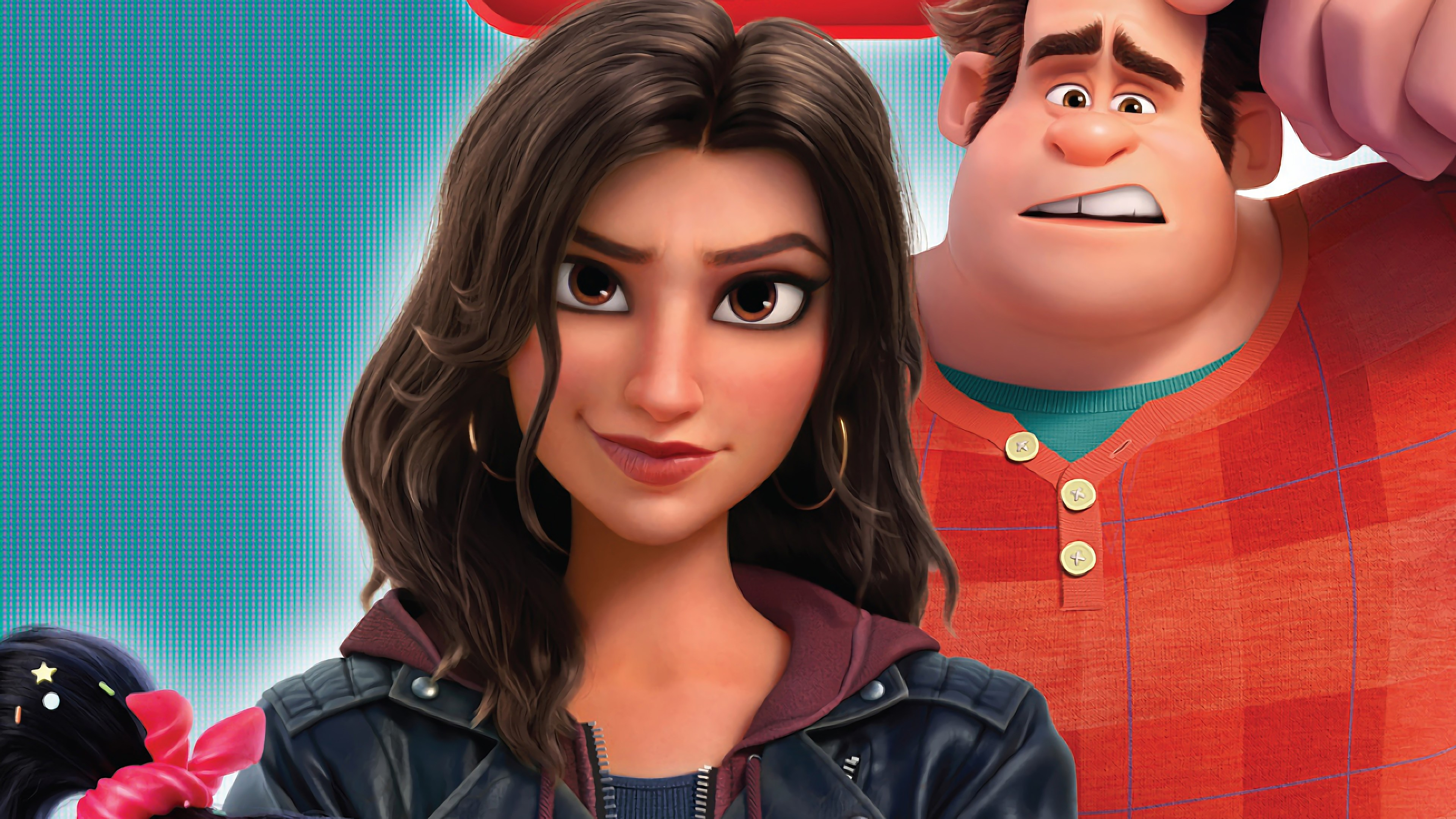 Shank And Ralph Ralph Breaks The Internet Wreck It Ralph Breaks