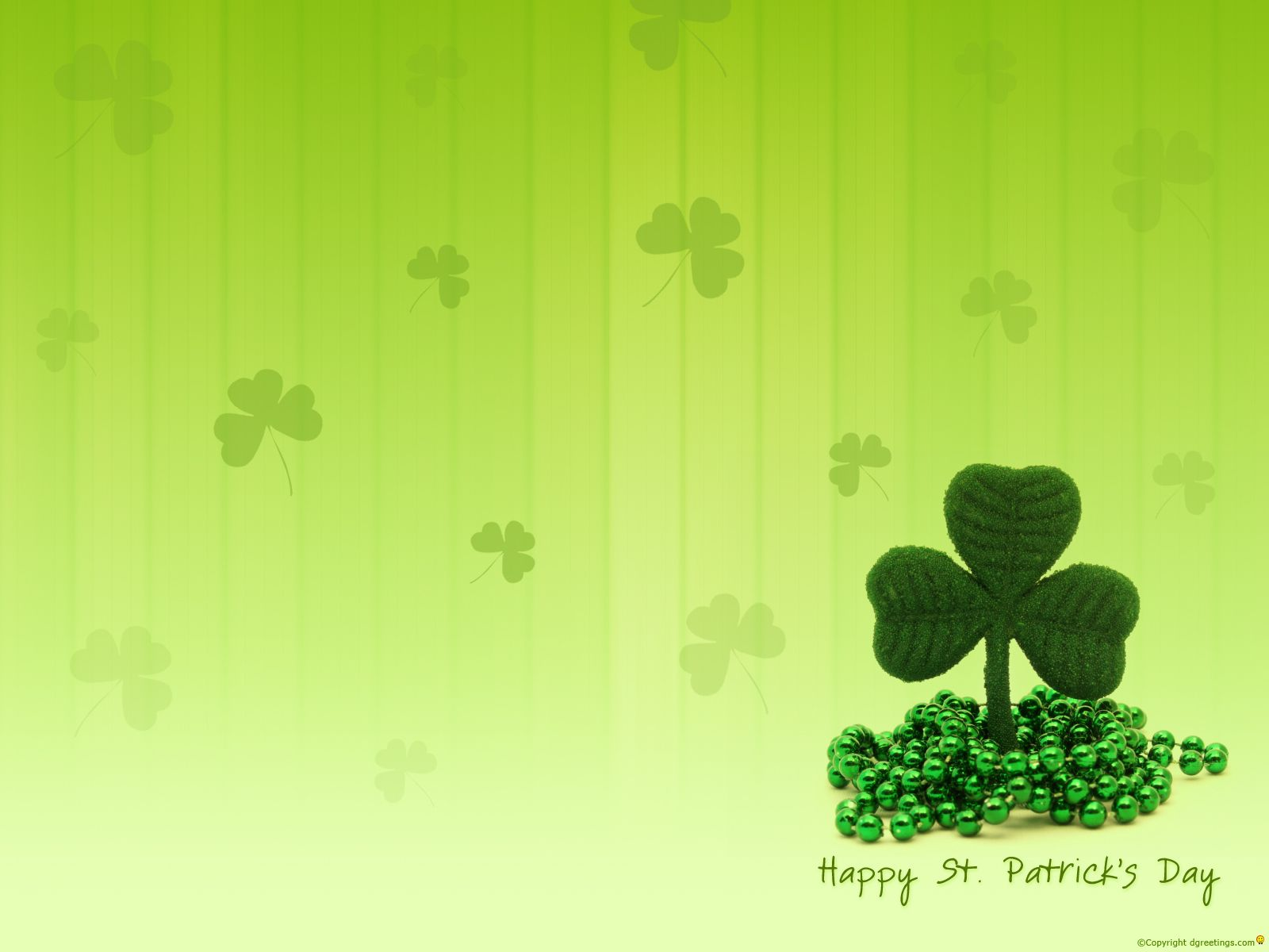 Free St Patricks Day Desktop Wallpapers Happy St Patrick S Day