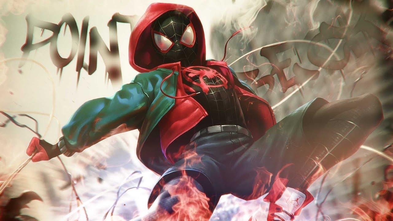 Homem Aranha Spider Man Into The Spider Verse 197511 Hd