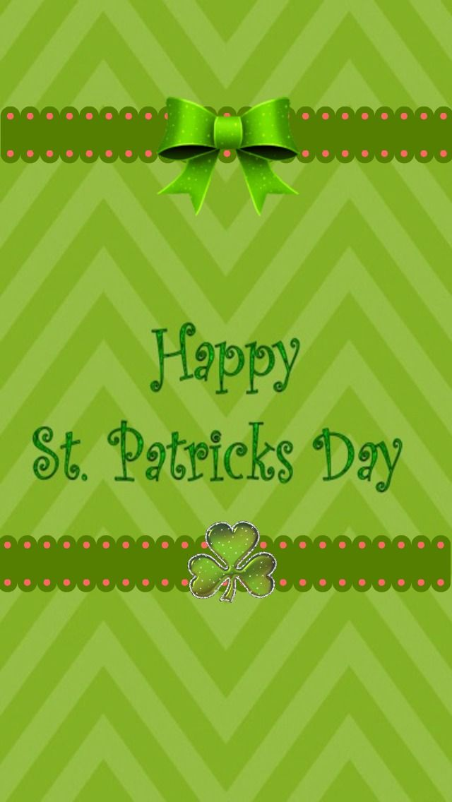 Iphone Wallpaper Ideas St Patrick Green Wallpaper Iphone 8